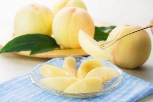 白桃まつり